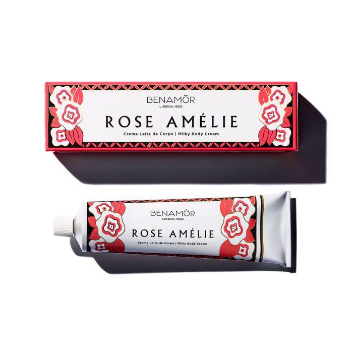 Rose Amélie Milky Body Cream