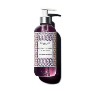 Jacarandá The Original Liquid Soap