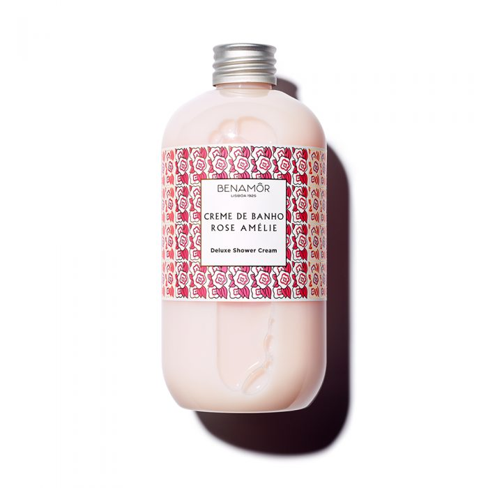 Rose Amélie Deluxe Shower Cream