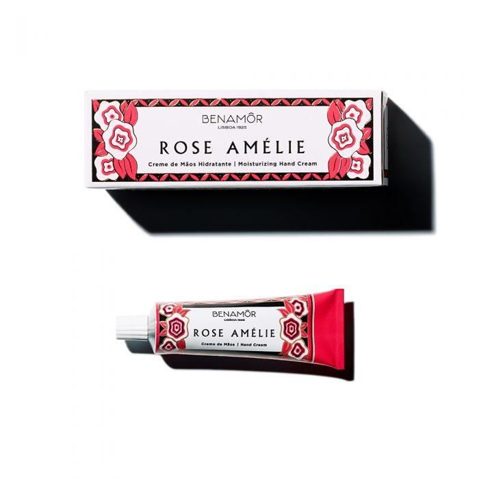 Rose Amélie Moisturizing Hand Cream
