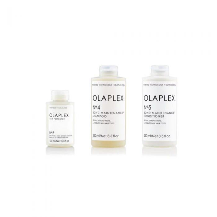 Olaplex combi deal No.3 t/m No.5