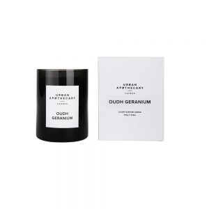 Oudh Geranium Candle