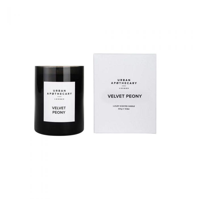 Velvet Peony Candle