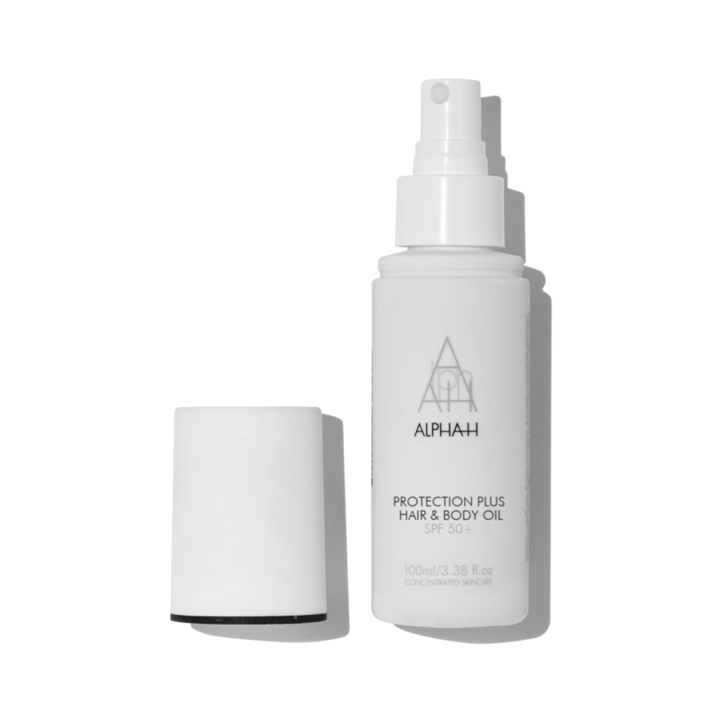 Protection Plus Hair & Body Oil SPF50