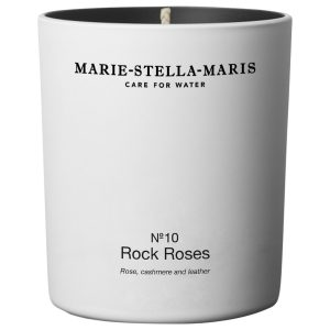 No.10 Rock Roses Luxe Geurkaars